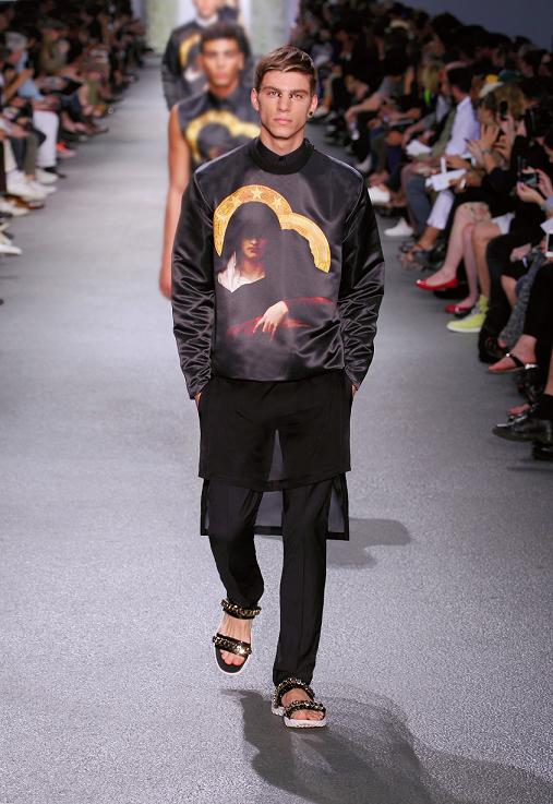 GIVENCHY Spring/Summer 2013 Menswear Collection