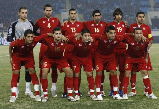 Lebanon-national-team-