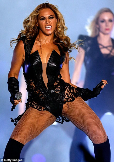 Super Bowl: Beyonce and Destiny's Child amaze the world with sexy routine for half time show