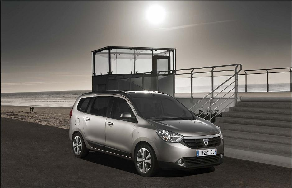 Discover Dacia Lodgy at Bassoul-Heneine; A Smartly Priced MPV