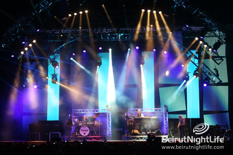 Deep Purple take The Dubai Jazz Festival to another Dimension