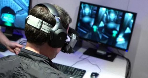 Oculus Rift: Virtual Reality Headset for 3D Games