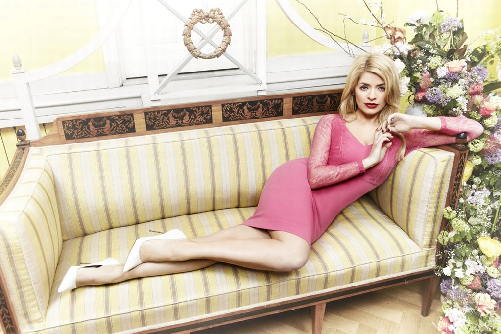 Holly Willoughby injects some colour with her summer fashion range