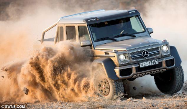 Mercedes-G63-1