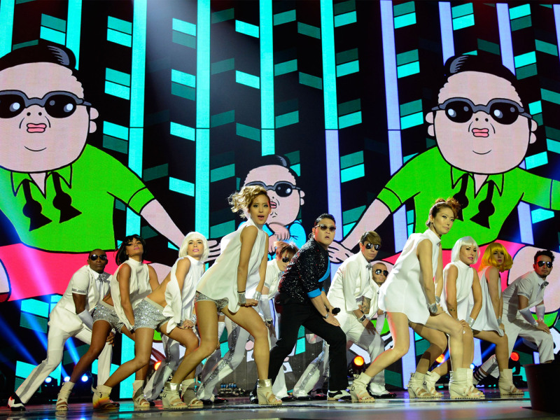 """""""Psy Style"""" scores as Gangnam rapper readies new song"""