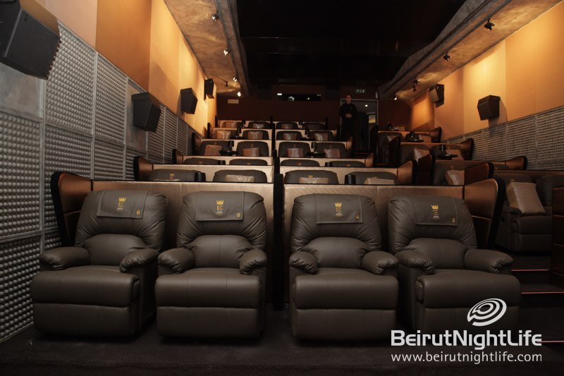 Empire Launches Luxury Theatres