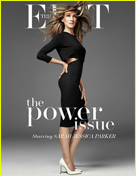 Sarah Jessica Parker Covers 'The Edit' March 2013