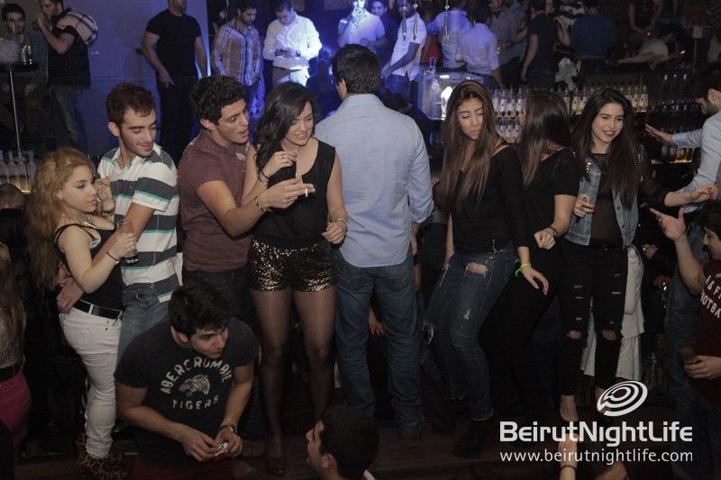 Saturday Night Vibes at Palais