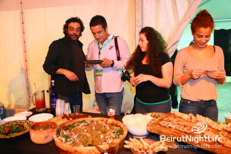 The Delicious Taste of Beirut