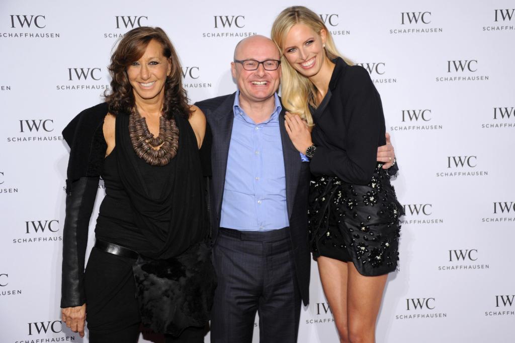 IWC Schaffhausen Celebrates a Glittering Evening in Support of Filmmaking