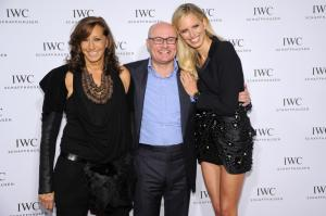 IWC Schaffhausen Celebrates a Glittering Evening in Support of Filmmaking