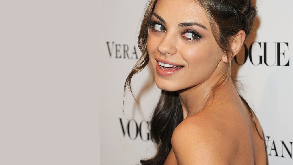 "Mila Kunis, Ryan Gosling Named ""Most F–kable"" Celebrities"