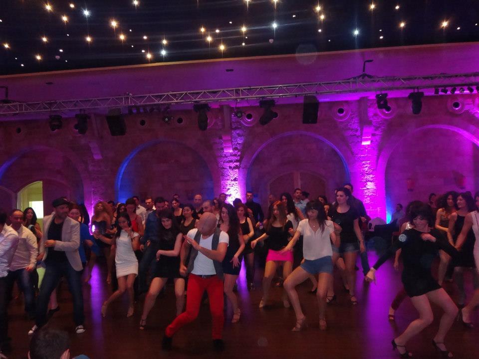 Announcing The Lebanese International Dance Festival 2013