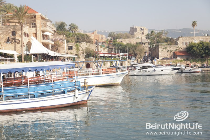 Old Meets New at Byblos