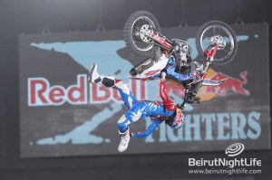 Dany Torres wins the Red Bull X-Fighters 2013 Dubai Event