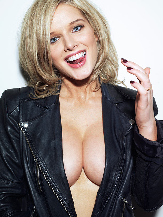 Helen Flanagan named the UK's Sexiest Woman
