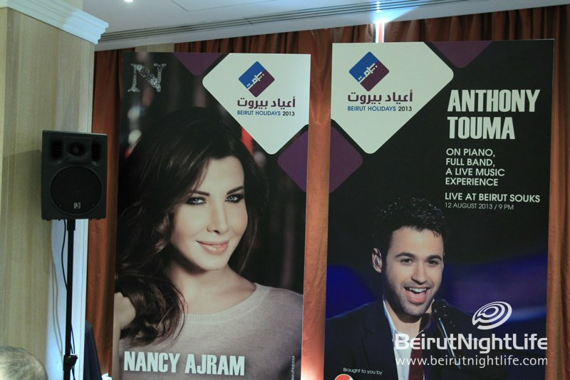 Guess Who's Performing at Beirut Holidays 2013!