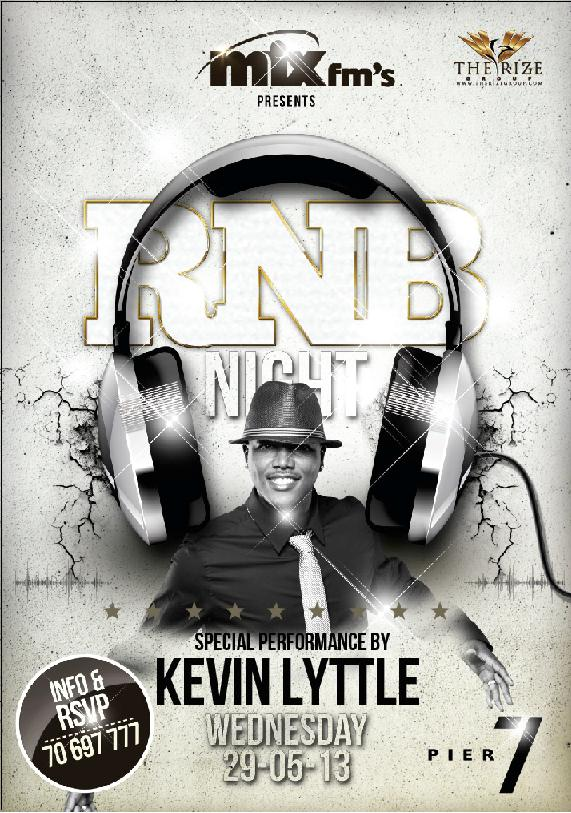 Kevin Lyttle Live at Pier 7