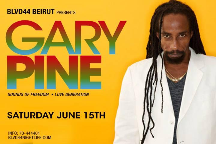 Gary Pine Live at BLVD 44