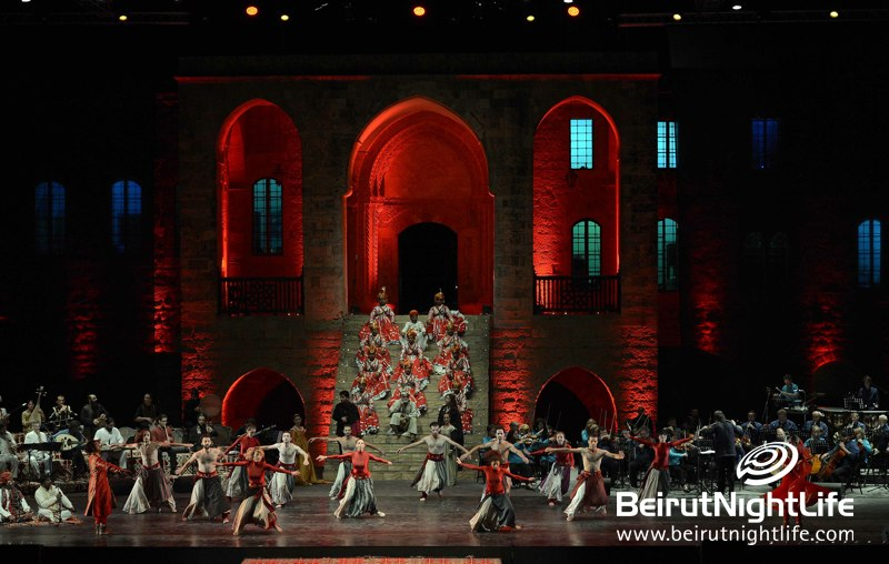 A Musical Journey on the Silk Road at Beiteddine Festival 2013