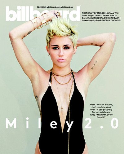 Miley Cyrus: I'm Not the White Nicki Minaj!