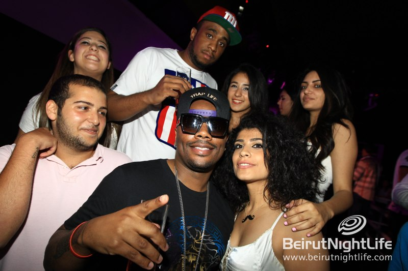 BLVD 44 Parties with RnB and Hip Hop Star Ron Browz