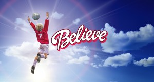 Believe Home Page