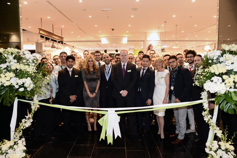 Marks & Spencer's FIRST STORE IN Lebanon now open