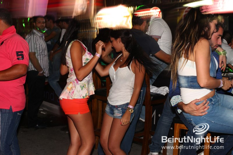 Hot Outdoor Fun at Annual Batroun Open Air Party!