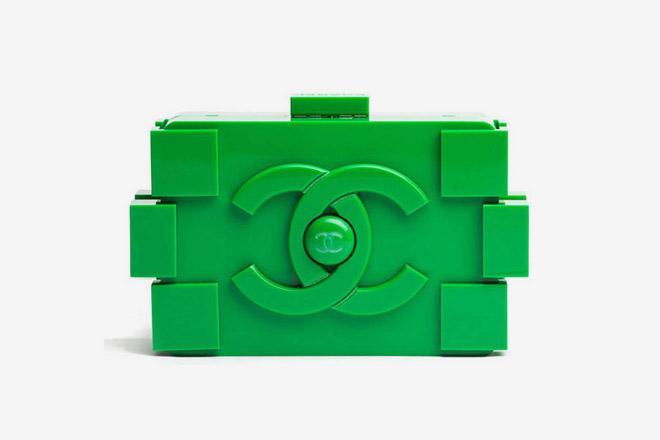Chanel's Lego handbag is a favourite among celebs