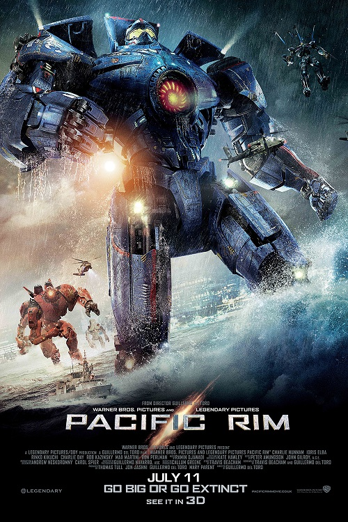 "Win Your Free Tickets to ""Pacific Rim"""