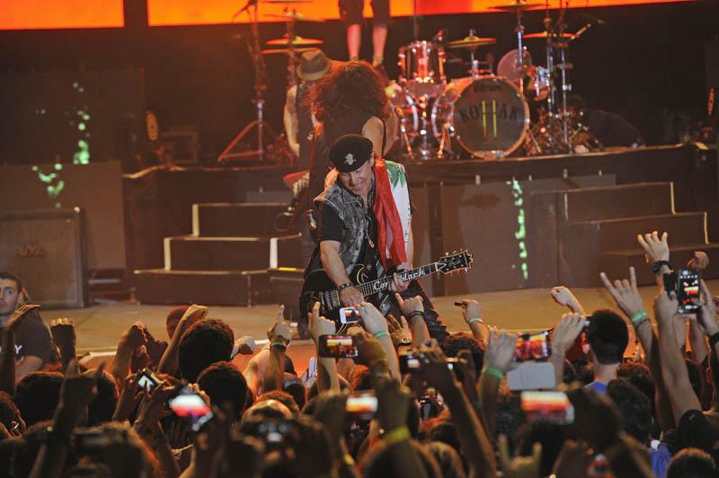 Scorpions return to rock Byblos International Festival 2013