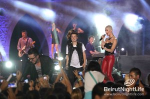 The Voice Tour Takes Jounieh By Storm