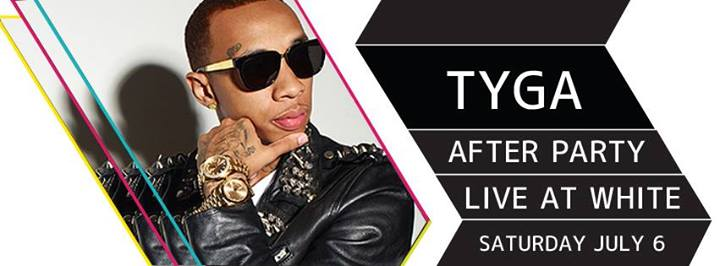 TYGA after Party at White