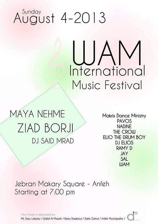 WAM International Music Festival