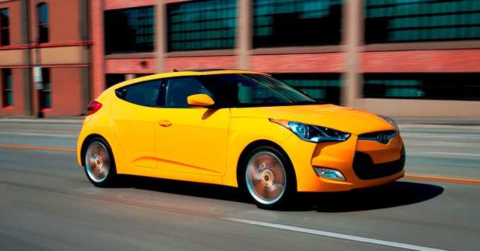 Hyundai Veloster: Officially the Coolest Car Around