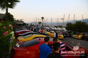 The Official Launch of Camaro Club of Lebanon