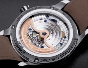 Exclusive insight from Frédérique Constant Genève from BaselWorld 2013