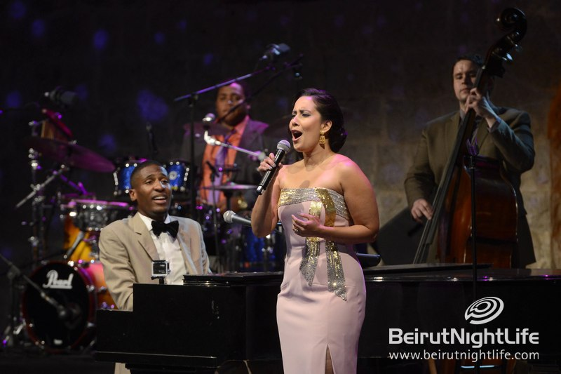 A Spectacular Jazzy Night with Monica Yunus and Jonathan Baptiste at the Zouk Mikael Festival