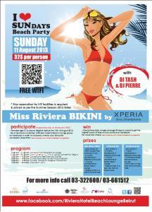 Miss Riviera Bikini