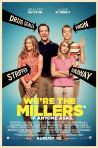 "Congratulations to Winners of ""We're the Millers"""