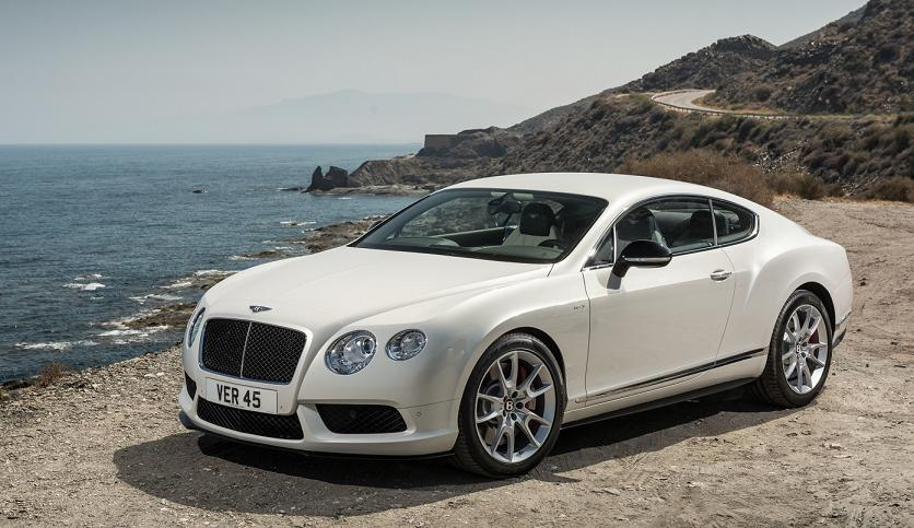 Bentley New 'S' models sharpen the sporting edge of the Continental GT range