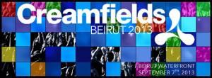 JK58 Announce Cancelation of Creamfields Beirut 2013