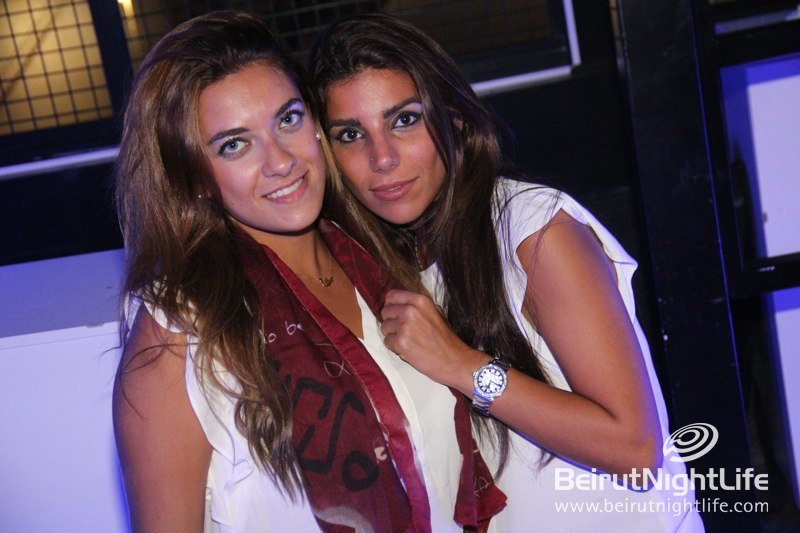 DJ Duo Hollaphonic Take Over White Beirut
