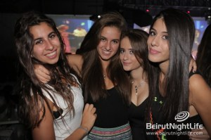 Welcome Back to AUB Party at BLVD 44