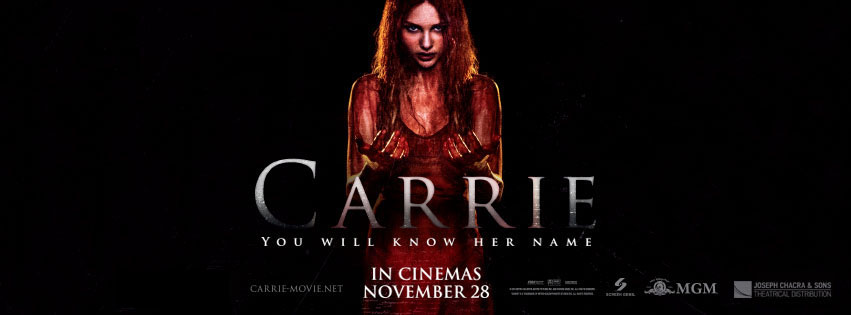Win Tickets and be the First to See Carrie the Movie