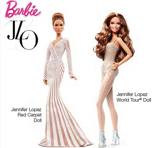 New J-Lo Barbie Stylish in Zuhair Murad