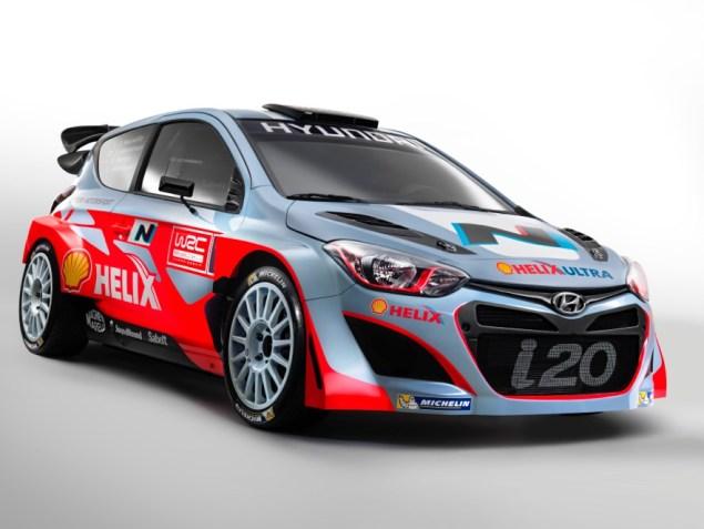Hyundai Motorsport 2