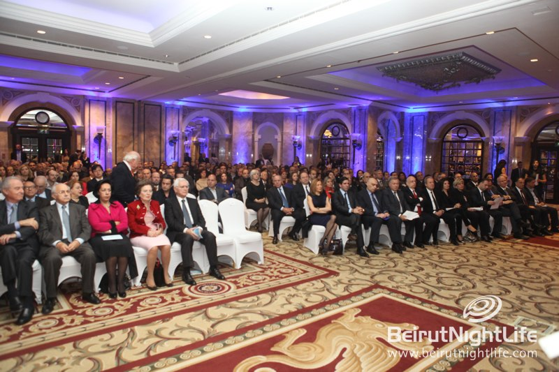"""Blue Gold"" National Water Initiative Launched at Phoenicia"