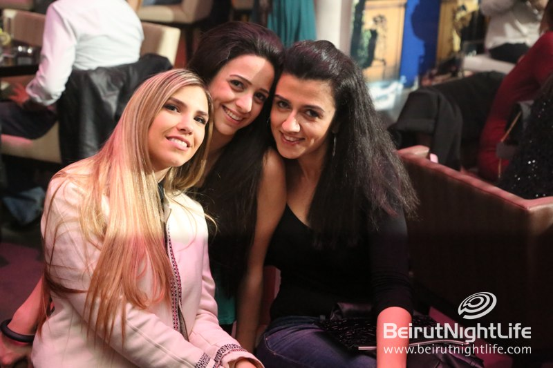 80s in Paris at Ora Beirut on Friday is a Blast!